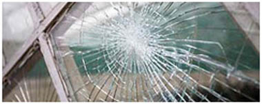 Nailsea Smashed Glass